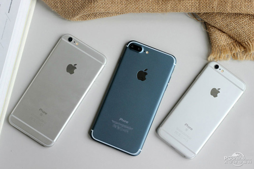 Lộ điểm sức mạnh iPhone 7 Plus, bỏ nút Home vật lý - 1