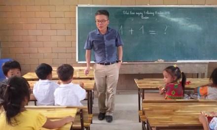 Tiết giảng đặc biệt của Giáo sư Ngô Bảo Châu - 1