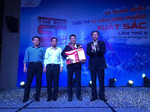 Honda Việt Nam tổ chức cuộc thi Tư Vấn Sản Phẩm xuất sắc năm 2016 - 3