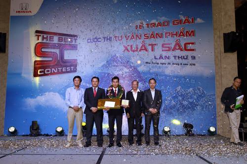 Honda Việt Nam tổ chức cuộc thi Tư Vấn Sản Phẩm xuất sắc năm 2016 - 4