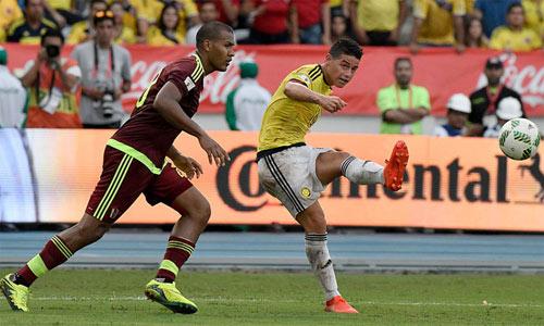 Brazil – Colombia: Neymar so tài James Rodriguez - 2