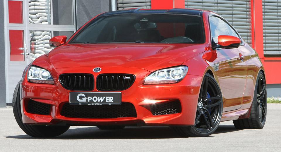 BMW M6 Coupe đạt công suất khủng 740 mã lực - 1