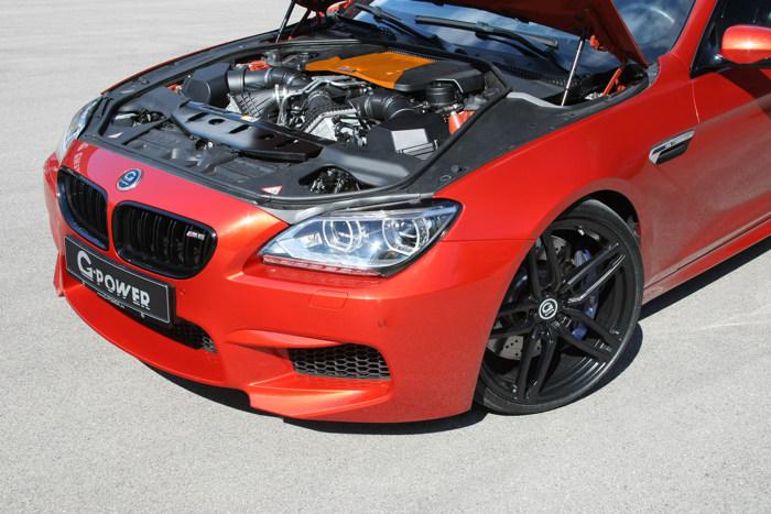 BMW M6 Coupe đạt công suất khủng 740 mã lực - 5