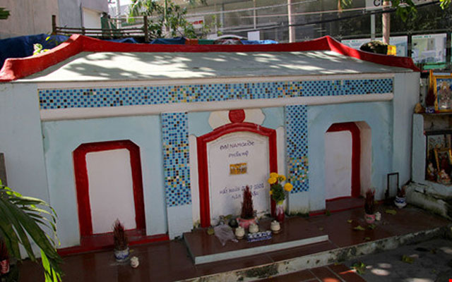 Chuyện ít biết về 3 ngôi mộ của vị danh tướng triều Nguyễn - 14