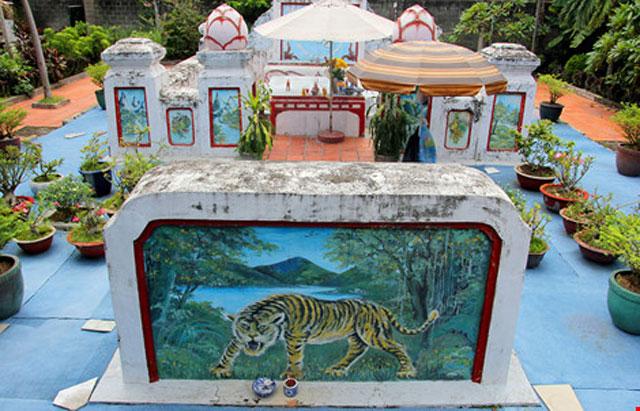 Chuyện ít biết về 3 ngôi mộ của vị danh tướng triều Nguyễn - 2