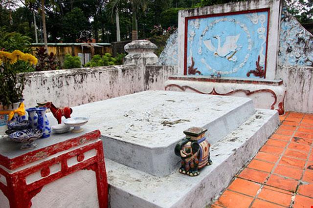 Chuyện ít biết về 3 ngôi mộ của vị danh tướng triều Nguyễn - 8