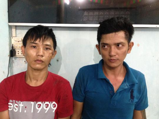 Mẹ quật 2 tên cướp để giành lại iPhone cho con - 1