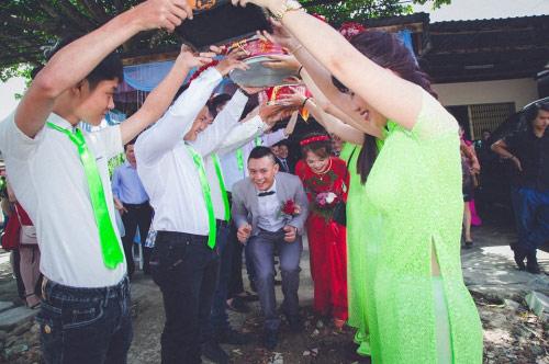 9X rước dâu bằng 40 xe minsk gây sốt ở Lâm Đồng - 10