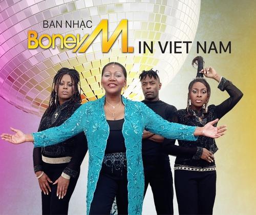 """Yêu sách """"hết hồn"""" của Boney M và Chris Norman khi sang VN - 3"""