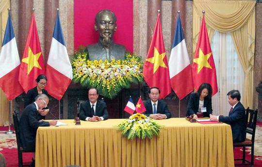 Sau hội đàm, Việt Nam ký hợp đồng mua 40 máy bay Airbus - 2