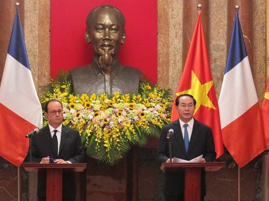 Sau hội đàm, Việt Nam ký hợp đồng mua 40 máy bay Airbus - 3