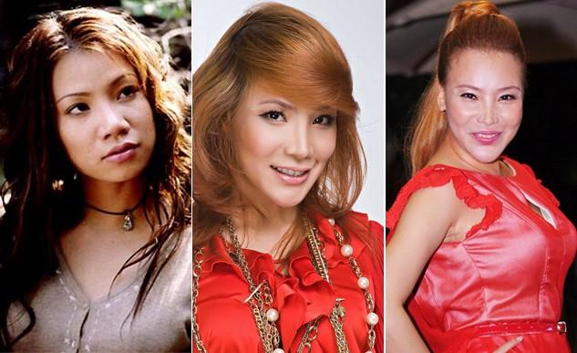 Khó nhận ra gương mặt Kỳ Duyên và loạt mỹ nữ Việt - 5