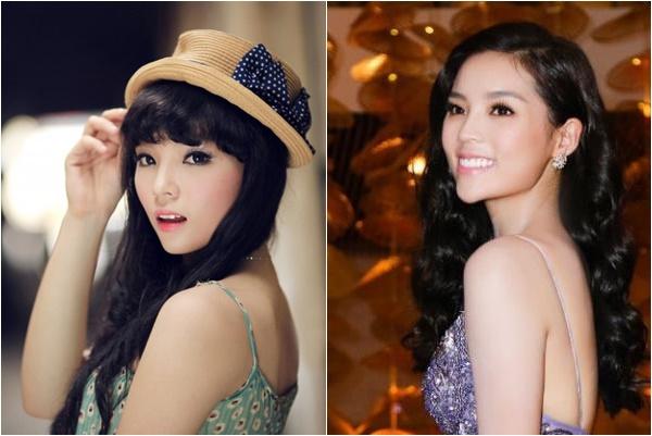 Khó nhận ra gương mặt Kỳ Duyên và loạt mỹ nữ Việt - 1