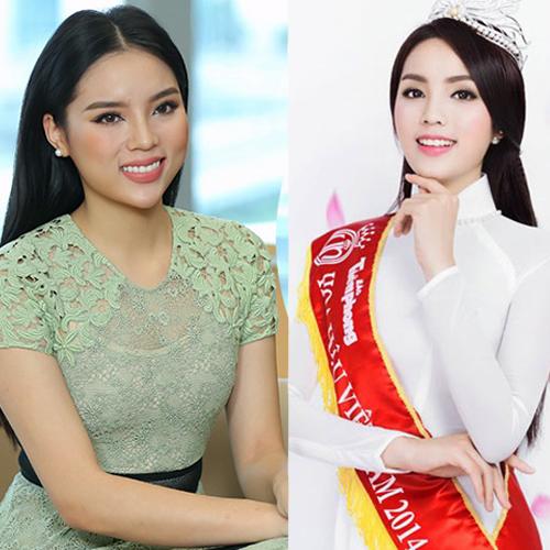 Khó nhận ra gương mặt Kỳ Duyên và loạt mỹ nữ Việt - 2