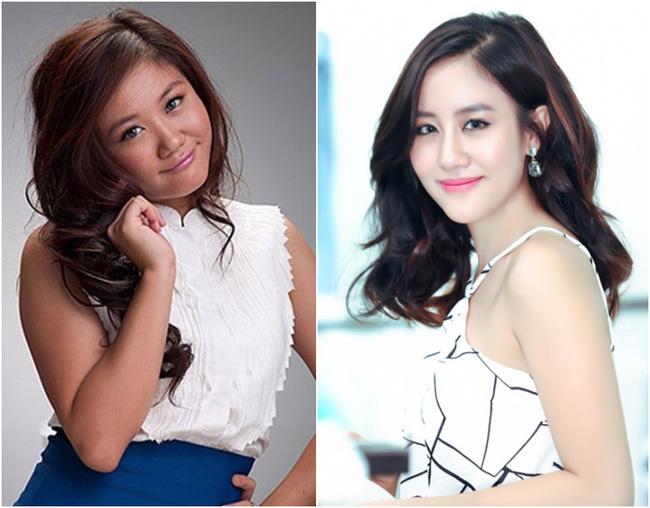 Khó nhận ra gương mặt Kỳ Duyên và loạt mỹ nữ Việt - 11