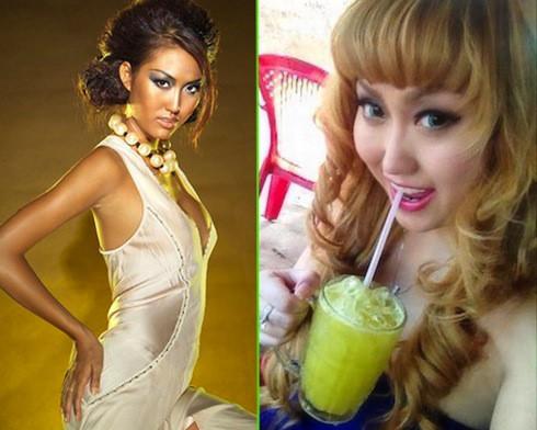 Khó nhận ra gương mặt Kỳ Duyên và loạt mỹ nữ Việt - 10