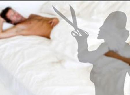 8X cắt phăng 'của quý' của tình địch trong nhà nghỉ - 1