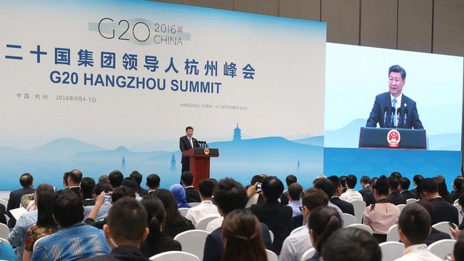 Ông Tập Cận Bình thắng lớn trên sân nhà sau hội nghị G20 - 3