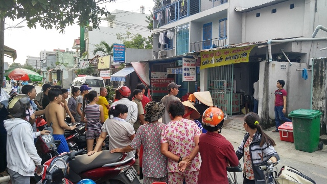 Vụ nổ nhà trọ ở Sài Gòn: Hai người bị bỏng đã tử vong - 1