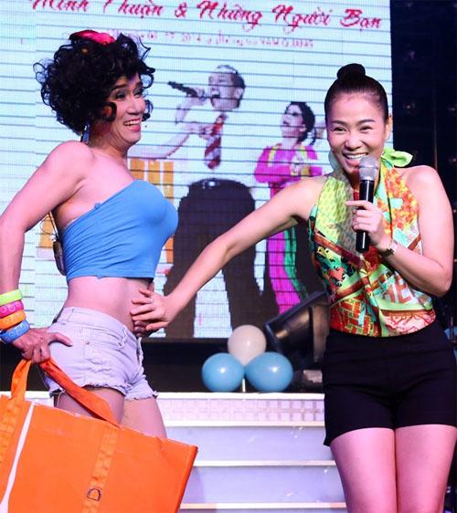 Cẩm Ly, Thu Minh tiếc nuối không được thăm Minh Thuận - 2