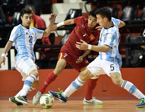 FIFA Futsal World Cup 2016: Liệu Việt Nam có làm nên kỳ tích? - 1