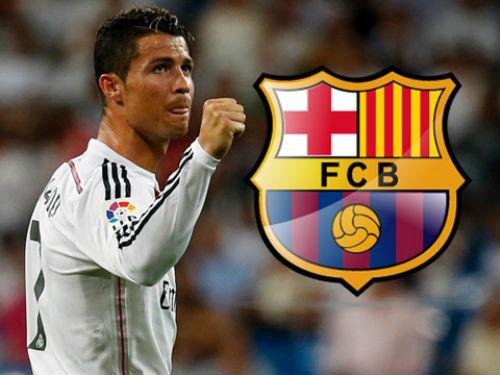 Ronaldo có thể tới Barca với giá 1,5 tỷ euro - 1