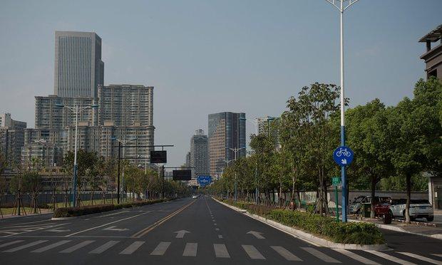 """G20: Kinh ngạc Hàng Châu 9 triệu người hóa """"thành phố ma"""" - 1"""