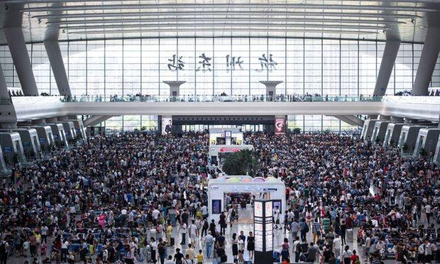 """G20: Kinh ngạc Hàng Châu 9 triệu người hóa """"thành phố ma"""" - 2"""
