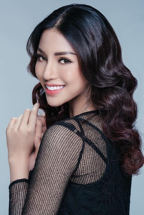 Khả Trang làm giám khảo Hoa hậu Thế Giới Ai Cập 2016 - 1