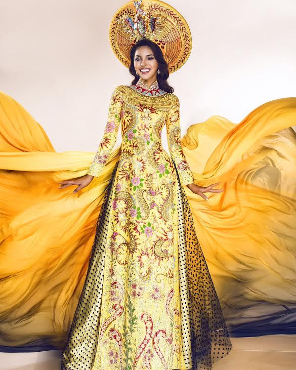 Khả Trang làm giám khảo Hoa hậu Thế Giới Ai Cập 2016 - 4