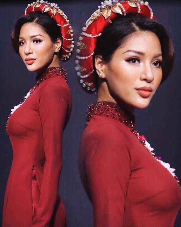 Khả Trang làm giám khảo Hoa hậu Thế Giới Ai Cập 2016 - 3