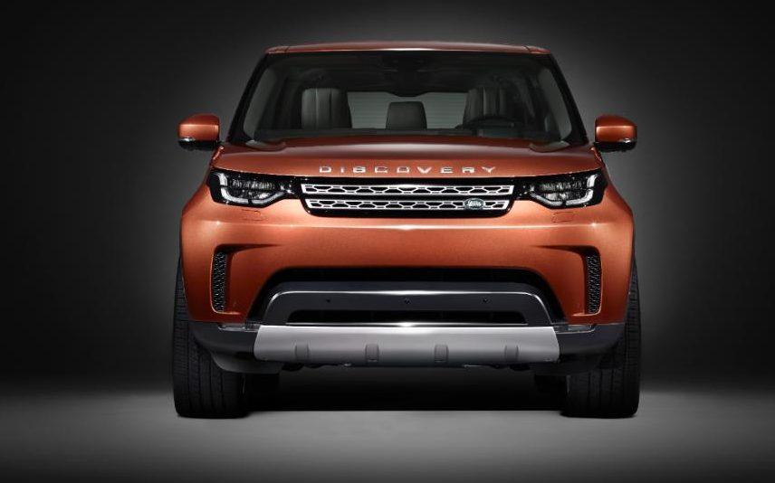 Land Rover Discovery thế hệ thứ 5 sắp trình làng - 1