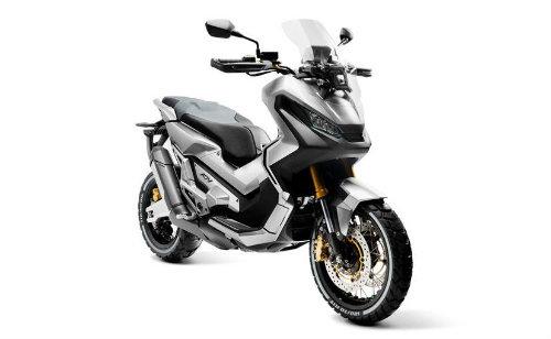 Xe ga Honda X-ADV City Adventure sắp được sản xuất - 1