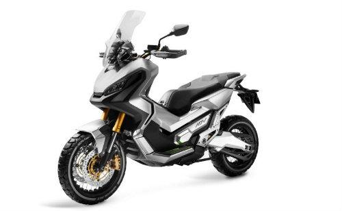Xe ga Honda X-ADV City Adventure sắp được sản xuất - 2