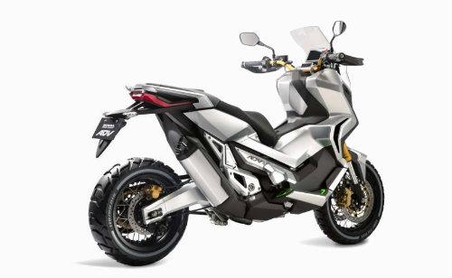 Xe ga Honda X-ADV City Adventure sắp được sản xuất - 3
