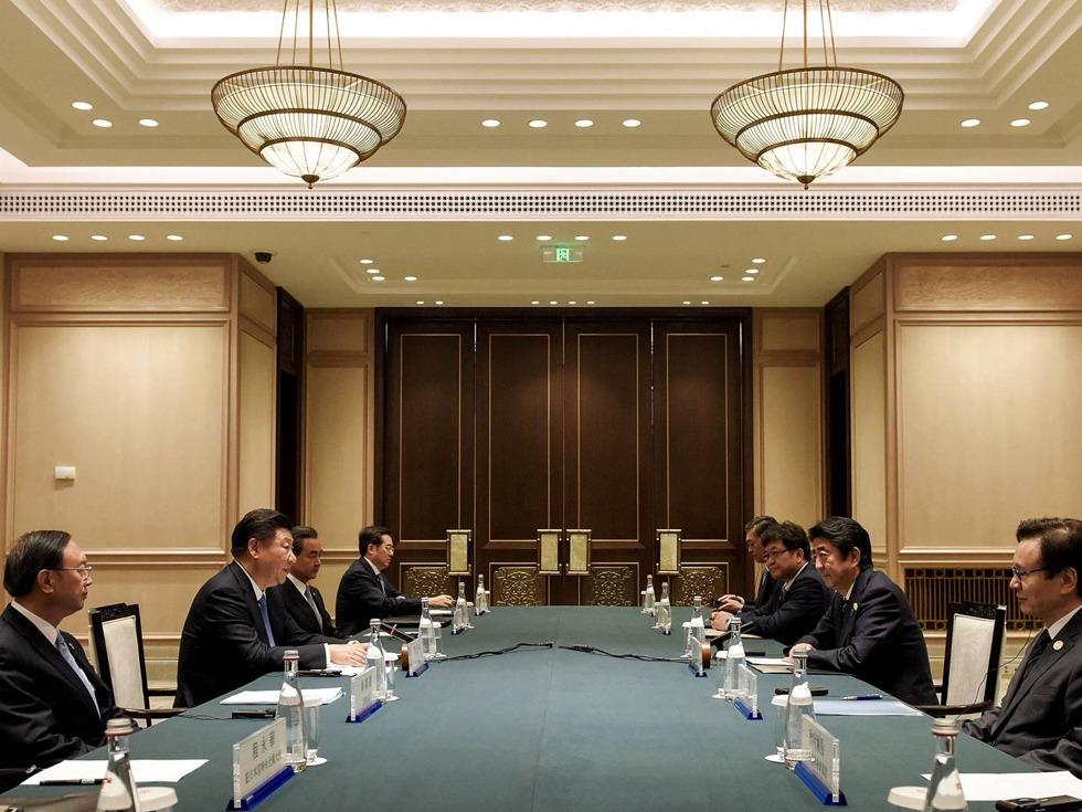 G20: Ông Tập tiếp riêng Obama khác Putin, Abe thế nào - 1
