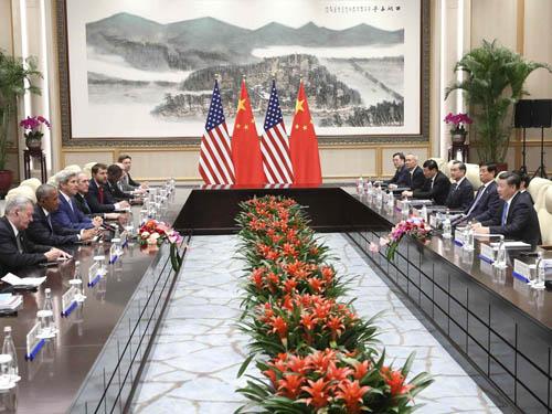 G20: Ông Tập tiếp riêng Obama khác Putin, Abe thế nào - 2