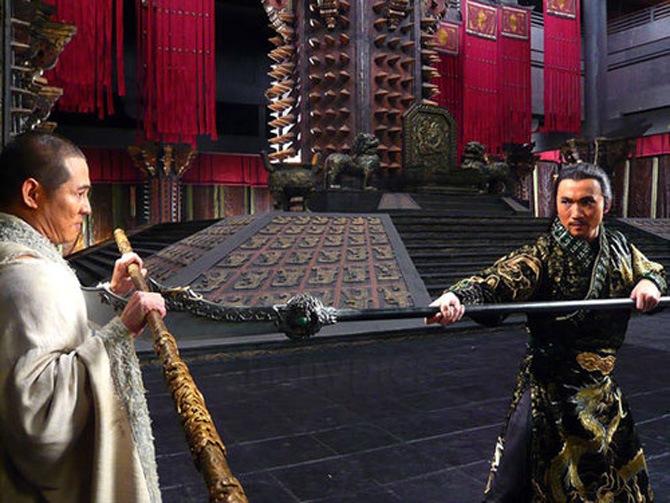 Sao võ thuật đánh bại Lý Liên Kiệt, Chân Tử Đan - 6