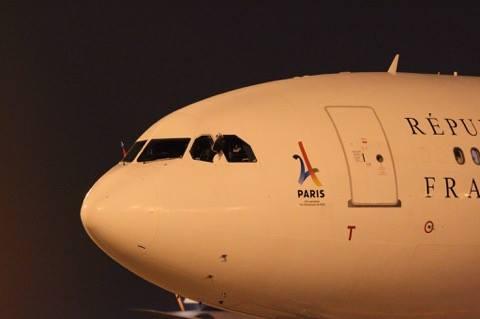 Tổng thống Pháp tới TP.HCM - 1