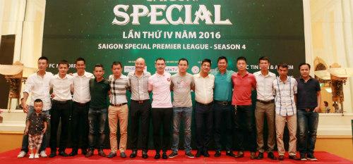 Giải phủi lớn nhất Việt Nam đón cú hích lớn - 1