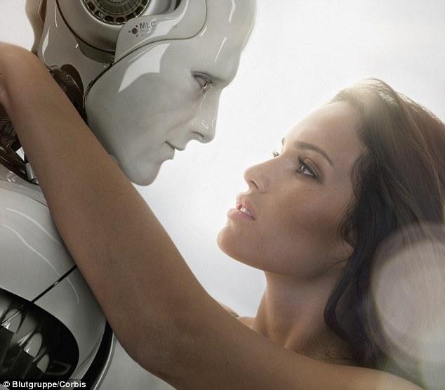 """""""Chuyện ấy"""" với robot tình dục có thể gây nghiện - 1"""