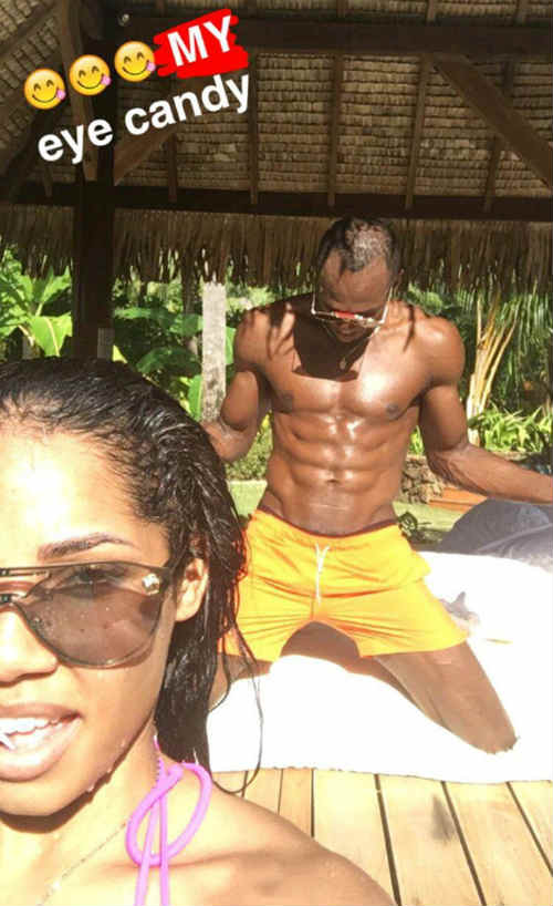 """Usain Bolt: """"Ngựa chứng bất kham"""" bị bạn gái thuần hóa - 7"""