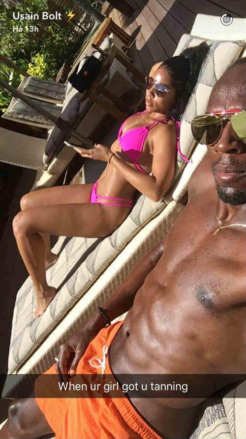 """Usain Bolt: """"Ngựa chứng bất kham"""" bị bạn gái thuần hóa - 6"""