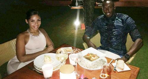 """Usain Bolt: """"Ngựa chứng bất kham"""" bị bạn gái thuần hóa - 1"""