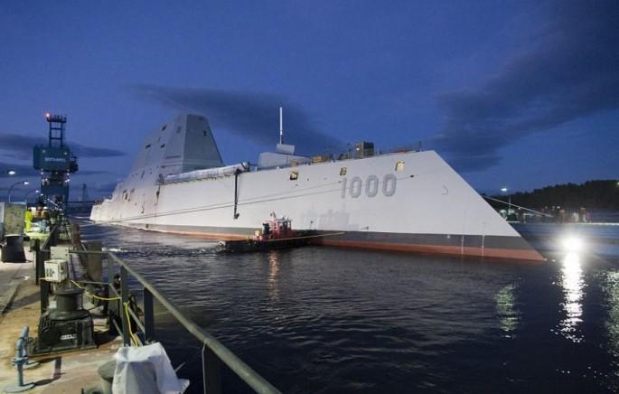 Mỹ sắp điều siêu khu trục hạm đầy sức mạnh đến châu Á - 1