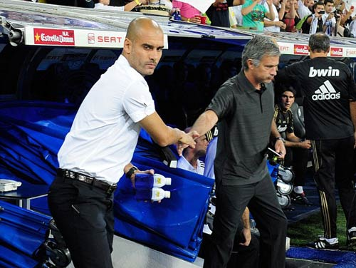 Pep - Mourinho đấu khẩu: Những lời cay nghiệt - 1