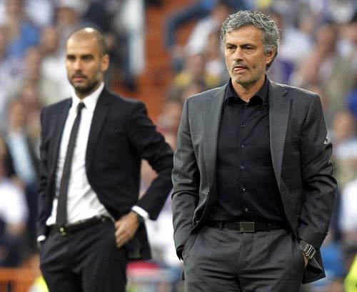 Pep - Mourinho đấu khẩu: Những lời cay nghiệt - 2