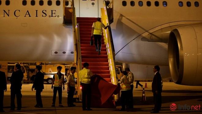 Quy trình an ninh nghiêm ngặt khi TT Pháp tới TP.HCM - 11