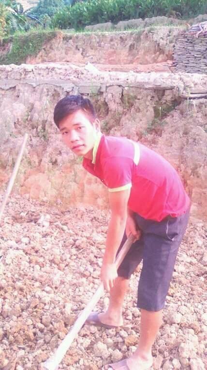Chàng trai duy nhất trong thôn đỗ CĐ nhưng phải từ bỏ mơ ước tới trường - 1