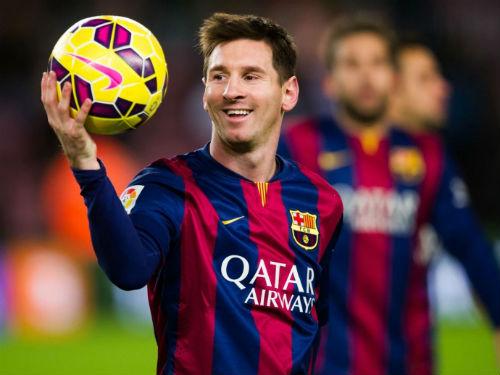 Messi có thể sang Việt Nam du đấu - 1